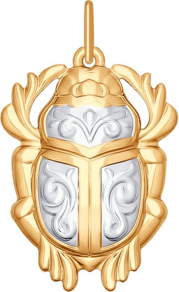 Кулоны, подвески, медальоны SOKOLOV 035139_s кулоны подвески медальоны sokolov 94030700 s
