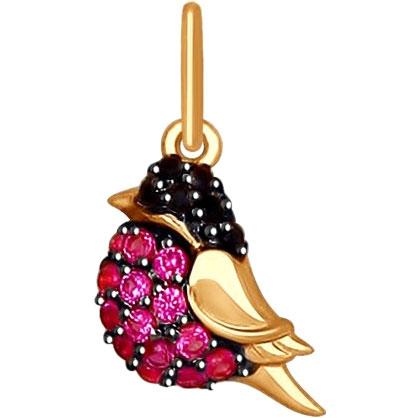 Купить со скидкой Кулоны, подвески, медальоны SOKOLOV 035169_s