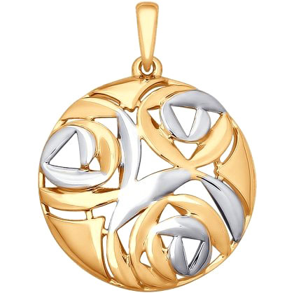 Кулоны, подвески, медальоны SOKOLOV 035312_s
