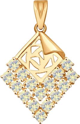 Кулоны, подвески, медальоны SOKOLOV 035339_s кулоны подвески медальоны sokolov 035318 s
