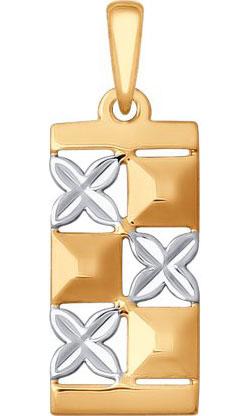 Кулоны, подвески, медальоны SOKOLOV 035342_s кулоны подвески медальоны sokolov 94031574 s
