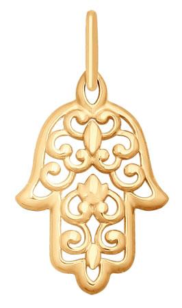 Кулоны, подвески, медальоны SOKOLOV 035377_s