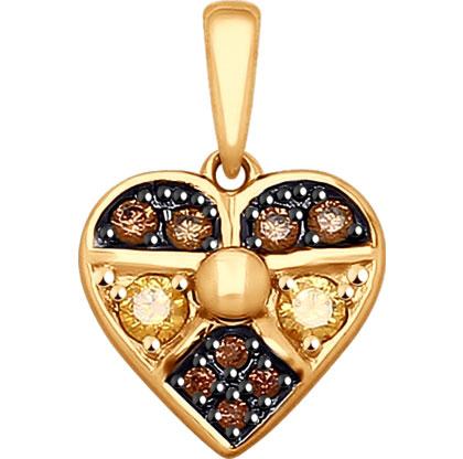 Кулоны, подвески, медальоны SOKOLOV 035436_s кулоны подвески медальоны sokolov 034923 s