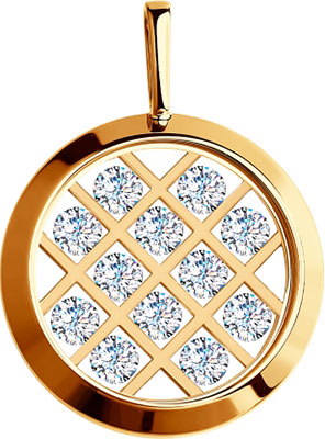 Кулоны, подвески, медальоны SOKOLOV 035465_s