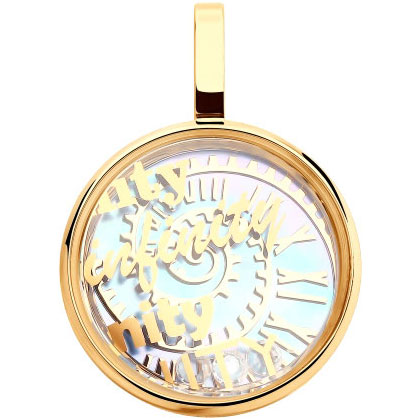 Кулоны, подвески, медальоны SOKOLOV 035515_s