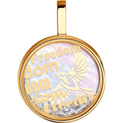 Кулоны, подвески, медальоны SOKOLOV 035670_s