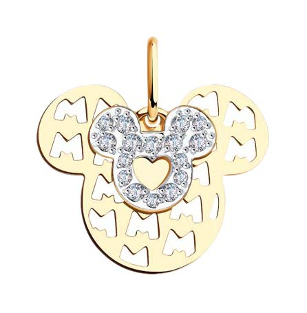 Кулоны, подвески, медальоны SOKOLOV 036043_s кулоны подвески медальоны sokolov 94031949 s