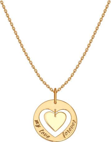 Кулоны, подвески, медальоны SOKOLOV 070266_s цепочка с кулоном bijoux annabelle цепочка с кулоном