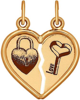Кулоны, подвески, медальоны SOKOLOV 101026_s кулоны подвески медальоны sokolov 94030700 s