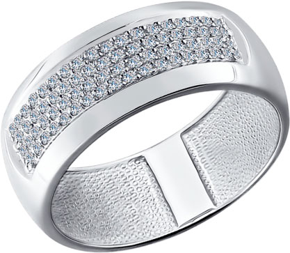 Кольца SOKOLOV 1011475_s