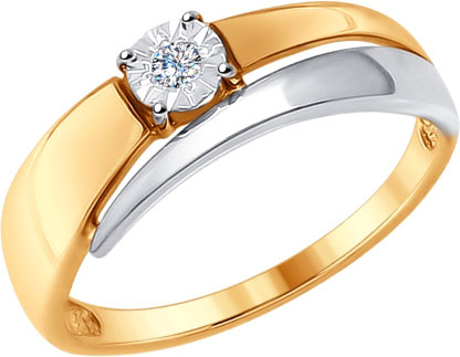 Кольца SOKOLOV 1011542_s
