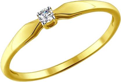 Кольца SOKOLOV 1011584_s_17-5 кольца sokolov 93010570 s