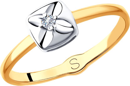 Кольца SOKOLOV 1011827_s