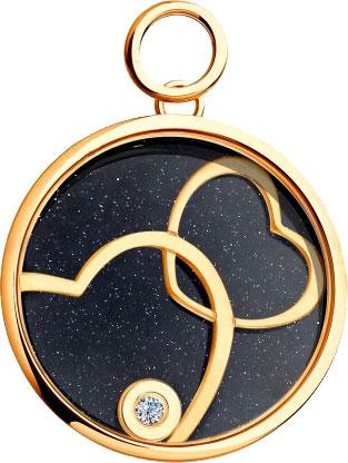 Кулоны, подвески, медальоны SOKOLOV 1030432_s