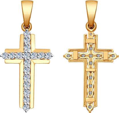 Крестики и иконки SOKOLOV 1030493_s