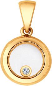 Кулоны, подвески, медальоны SOKOLOV 1030498_s кулоны подвески медальоны sokolov 035318 s
