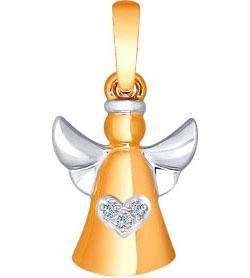 Кулоны, подвески, медальоны SOKOLOV 1030531_s