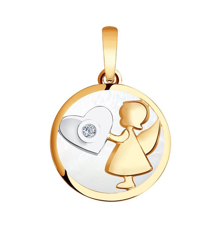 Кулоны, подвески, медальоны SOKOLOV 1030536_s ювелирные подвески sokolov подвеска