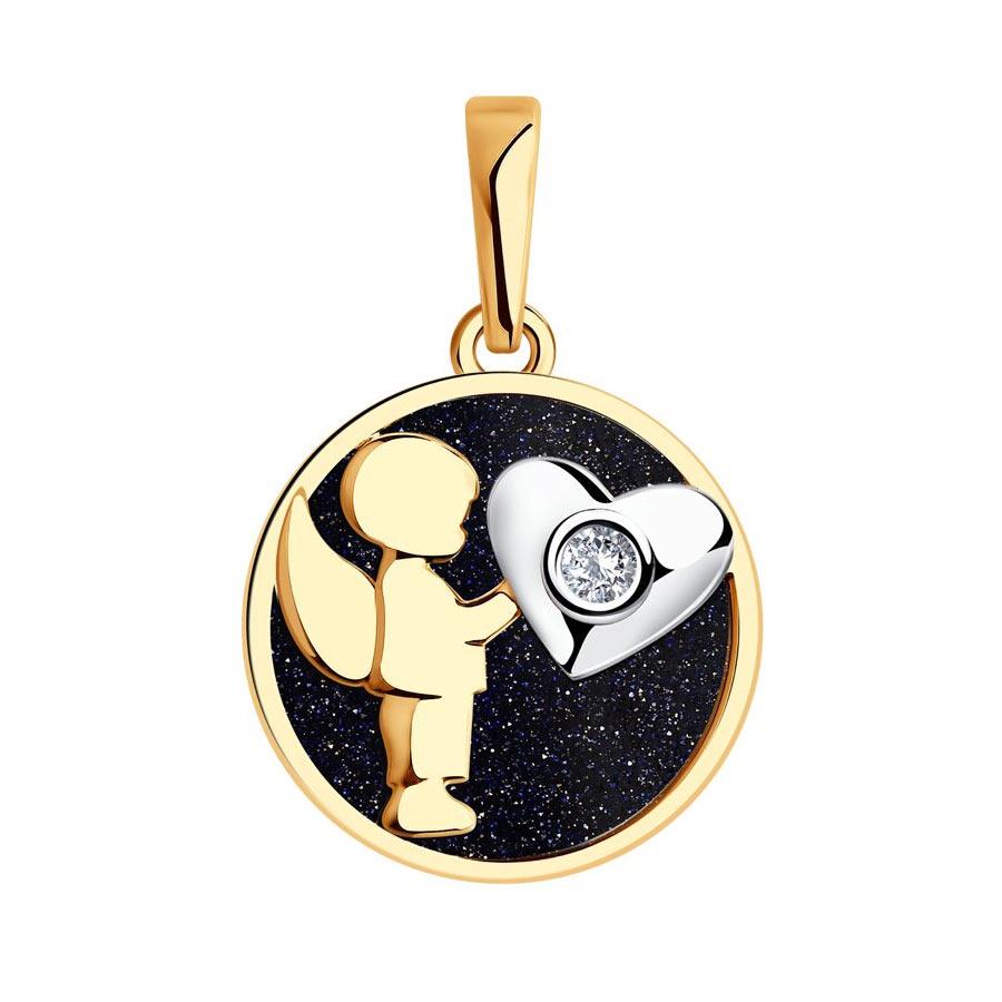 Кулоны, подвески, медальоны SOKOLOV 1030539_s