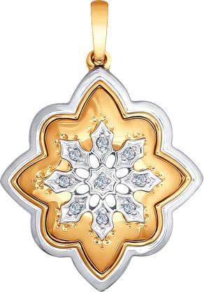 Кулоны, подвески, медальоны SOKOLOV 1030544_s