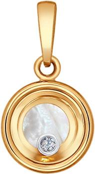 Кулоны, подвески, медальоны SOKOLOV 1030562_s