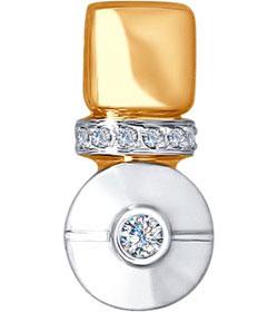 Кулоны, подвески, медальоны SOKOLOV 1030589_s