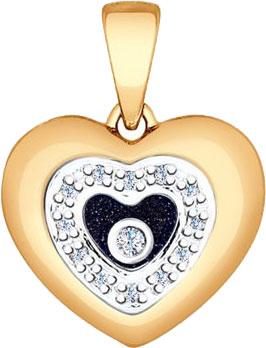 Кулоны, подвески, медальоны SOKOLOV 1030591_s