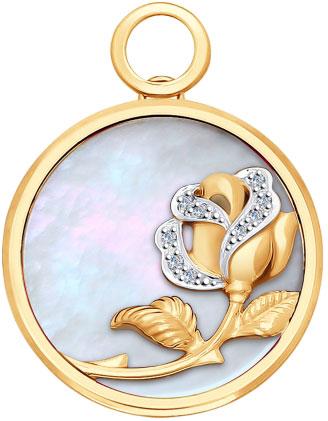 Кулоны, подвески, медальоны SOKOLOV 1030631_s