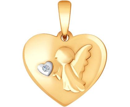 Кулоны, подвески, медальоны SOKOLOV 1030648_s
