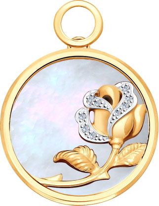 Кулоны, подвески, медальоны SOKOLOV 1030684_s