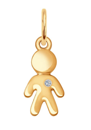 Кулоны, подвески, медальоны SOKOLOV 1030688_s