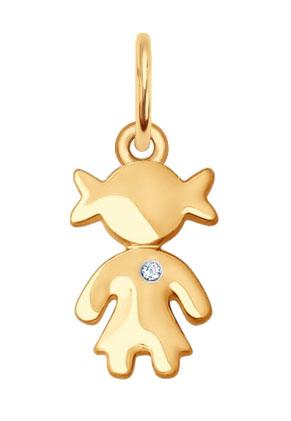 Кулоны, подвески, медальоны SOKOLOV 1030691_s