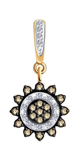 Кулоны, подвески, медальоны SOKOLOV 1030805_s