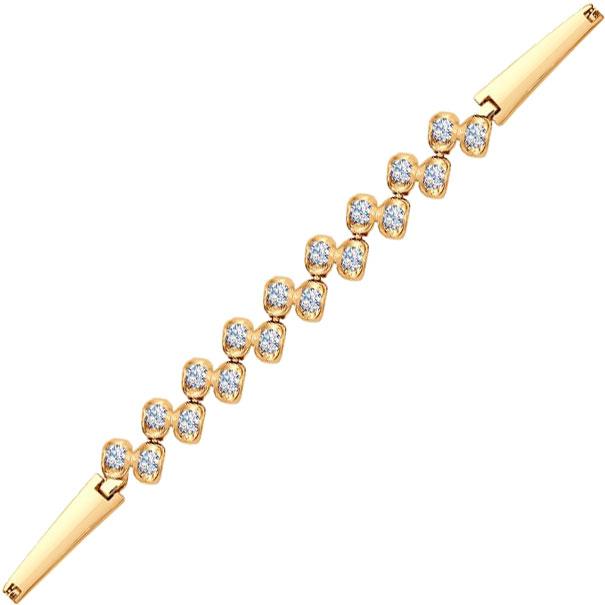 Золотые браслеты Браслеты SOKOLOV 1050059_s фото