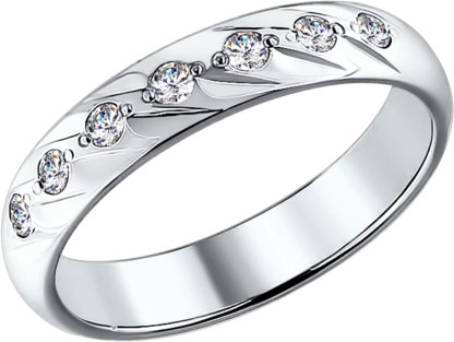Кольца SOKOLOV 1110063_s