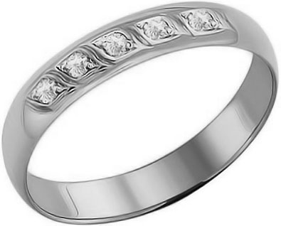 Кольца SOKOLOV 1110075_s