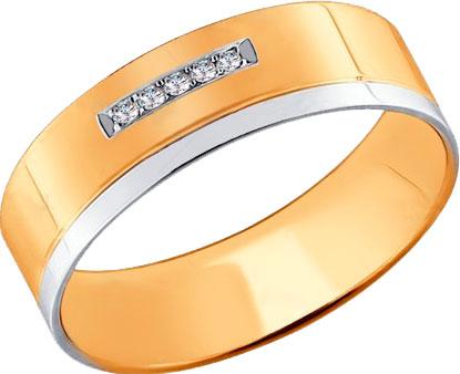 Кольца SOKOLOV 1110158_s