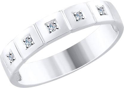 Кольца SOKOLOV 1110188_s