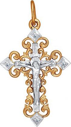 Крестики и иконки SOKOLOV 1120010_s крестики и иконки sokolov 94120060 s