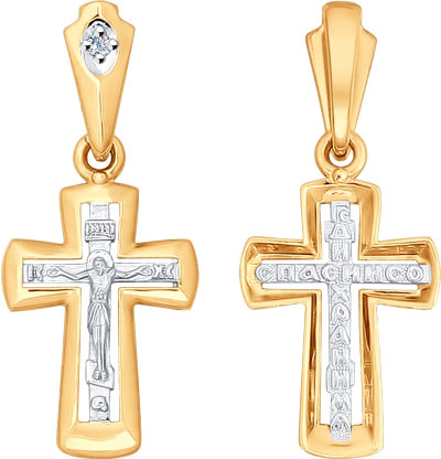 Крестики и иконки SOKOLOV 1120080_s