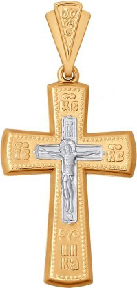 Крестики и иконки SOKOLOV 121304_s