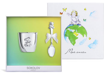 Столовое серебро SOKOLOV 24023_s