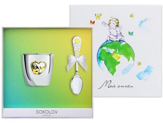 Столовое серебро SOKOLOV 24030_s