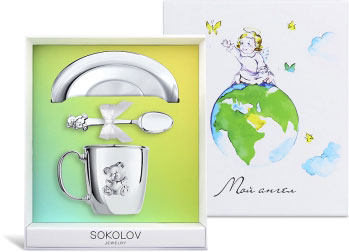 Столовое серебро SOKOLOV 24036_s