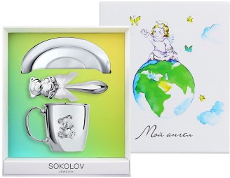 Столовое серебро SOKOLOV 24037_s