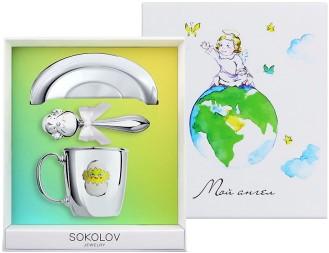 Столовое серебро SOKOLOV 24040_s