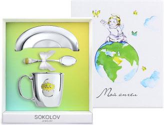 Столовое серебро SOKOLOV 24041_s