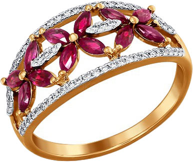 Кольца sokolov 4010579_s