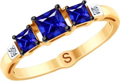 Кольца SOKOLOV 6012115_s