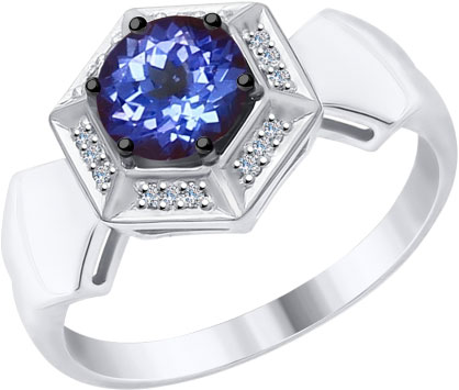 Кольца SOKOLOV 6014055_s